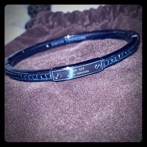 Black michael kors bracelet